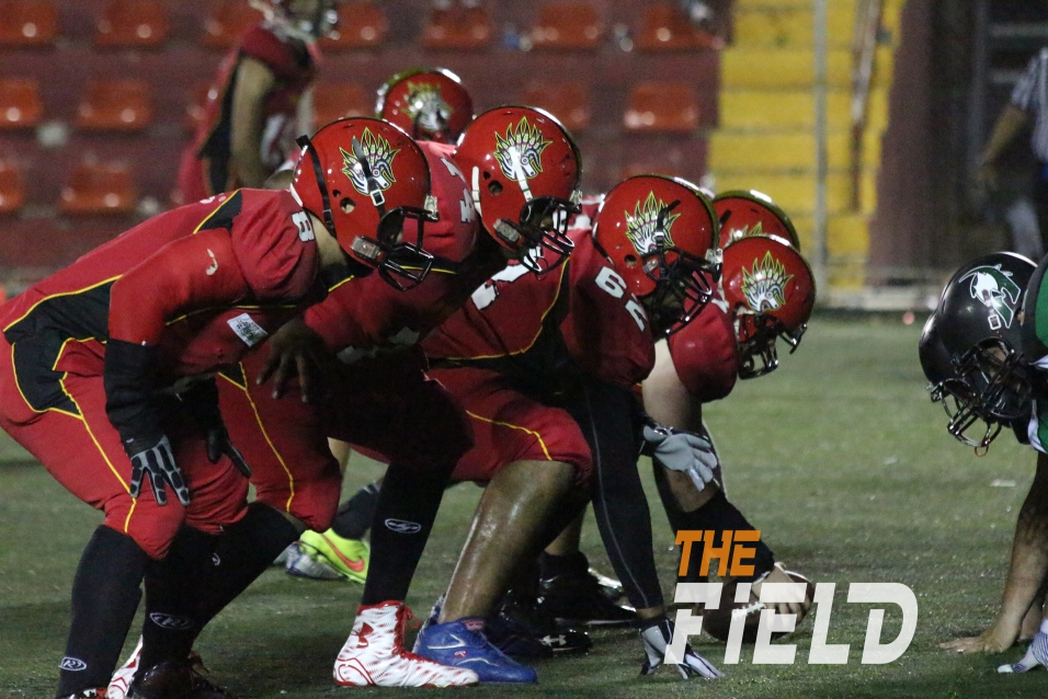 Diablos vs Halcones